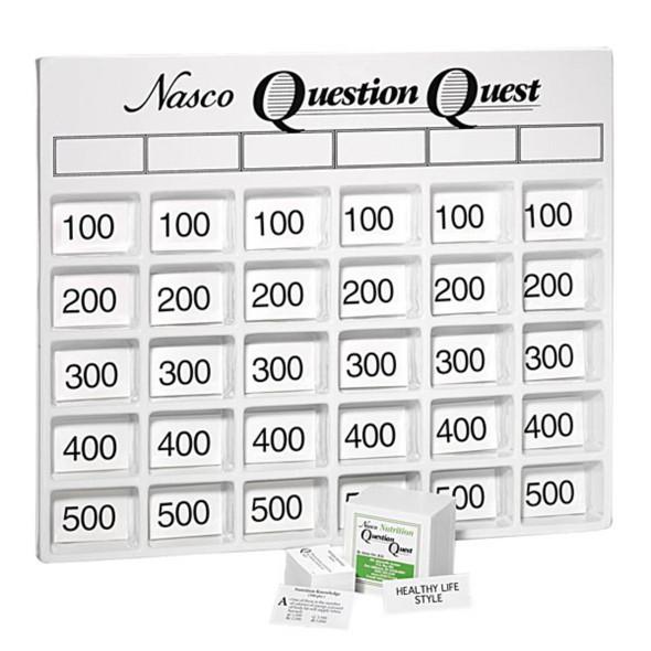 Nutrition Question Quest Complete Set