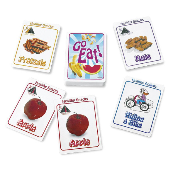 Go Eat Card Game