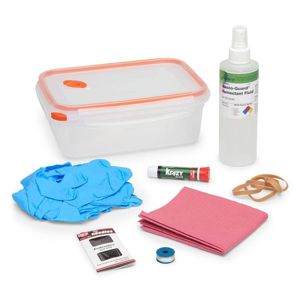 BioQuest Inflatable Lungs Maintenance Kit, Preserved