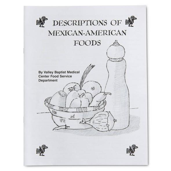 Nasco Mexican-American Ethnic Food Replica Set 1