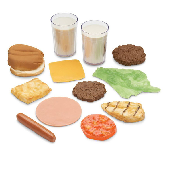 Nasco Fats and Food Replica Kit