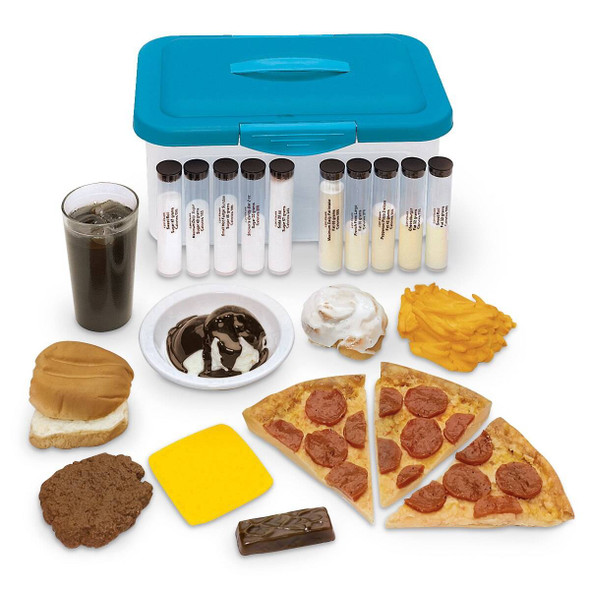 Life/form Favorite Foods Replica Kit with Lipo-Visuals