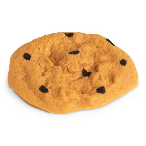 Nasco Cookie Food Replica - Chocolate Chip - 2 in dia 5 cm