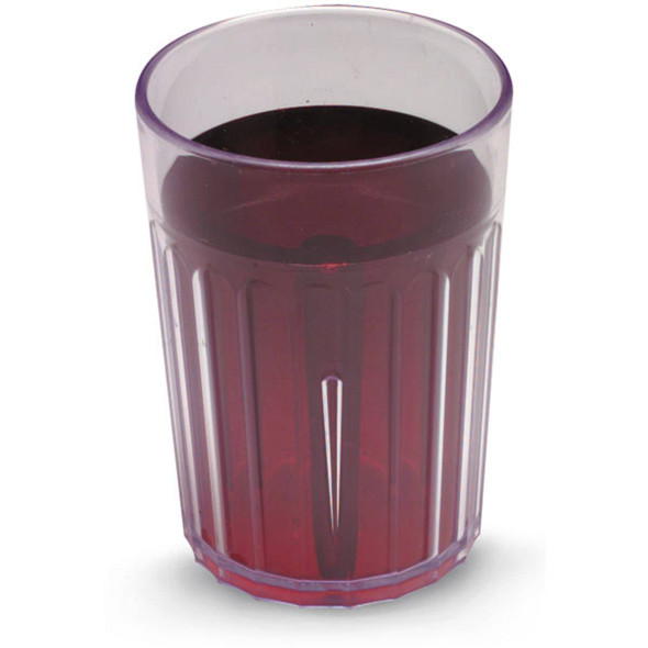 Nasco Grape/Cranberry Juice Food Replica - 6 fl oz