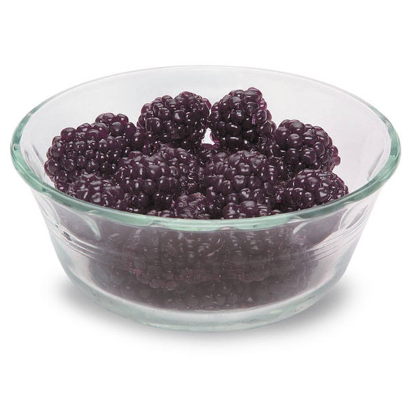Nasco Blackberries Food Replica - 1 cup