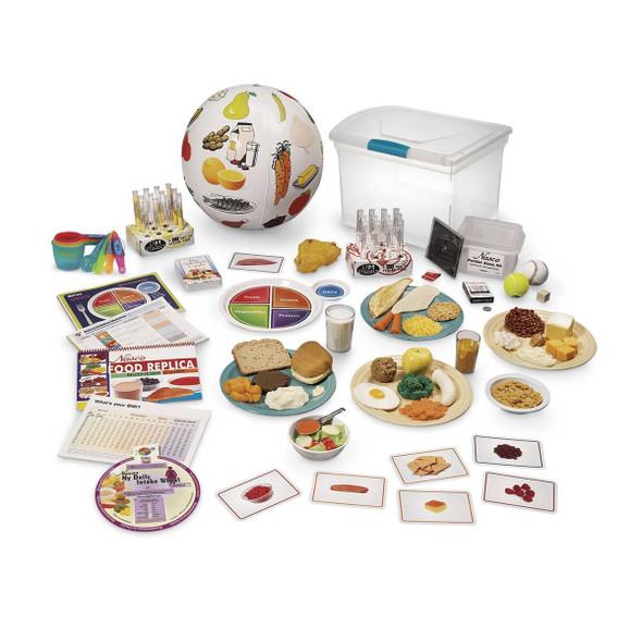Nasco Expanded RD Intern Food Replica Kit