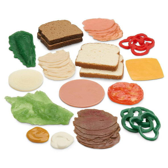 Nasco Sandwich Food Replica Kit