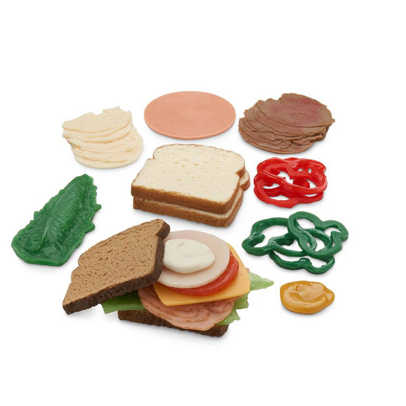 Nasco Sandwich Food Replica Kit 1
