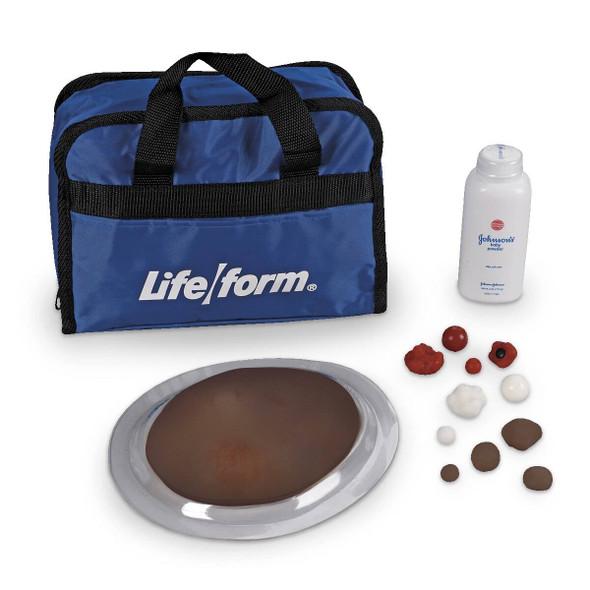 Life/form Single Breast Examination Trainer - Dark