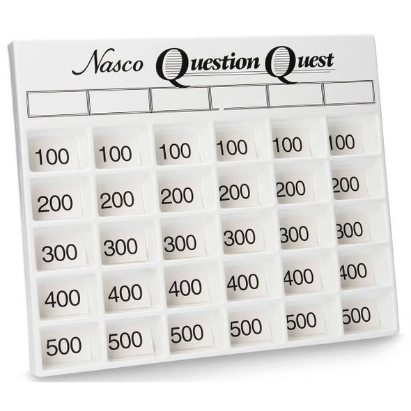 Nasco Question Quest Game Board - 20 in x 24 in