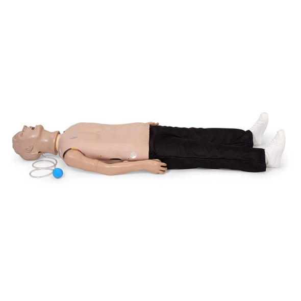 Life/form Deluxe Plus CRiSis Manikin with Advanced Airway Management, CPR Metrix, and iPad 1