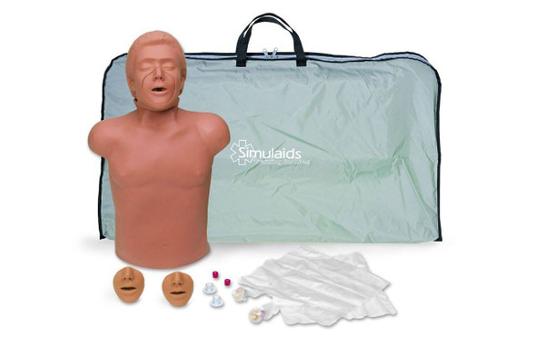 Helal CPR Manikin With Carry Bag