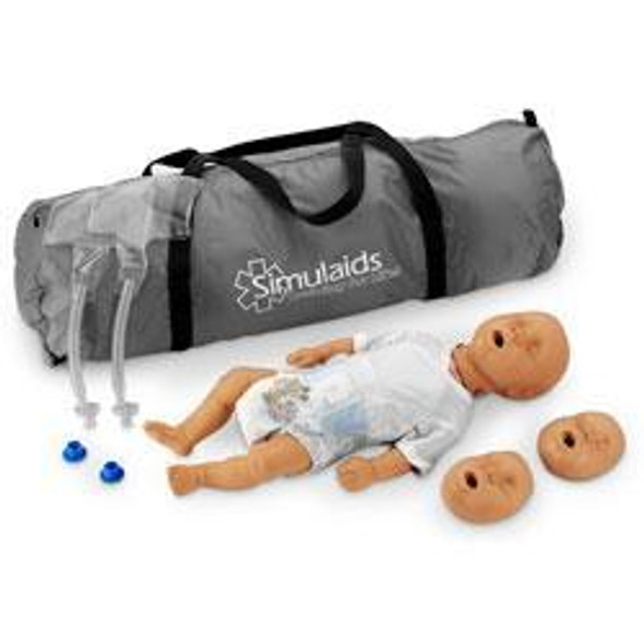 Kim Newborn CPR Manikin With Carry Bag