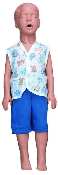 Kyle CPR Manikin With Carry Bag 3-Year-Old 1