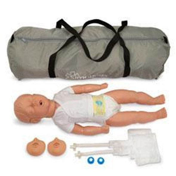 Kevin CPR Manikin With Carry Bag 6 To 9-Month-Old