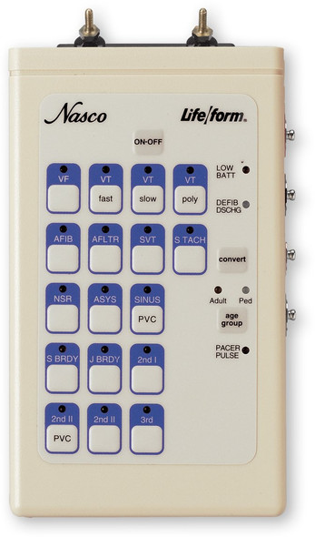 Interactive ECG Simulator Box 1