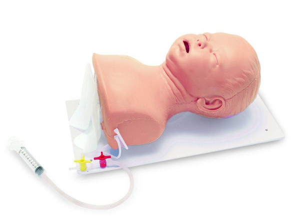 Deluxe Infant Airway Trainer Simulator