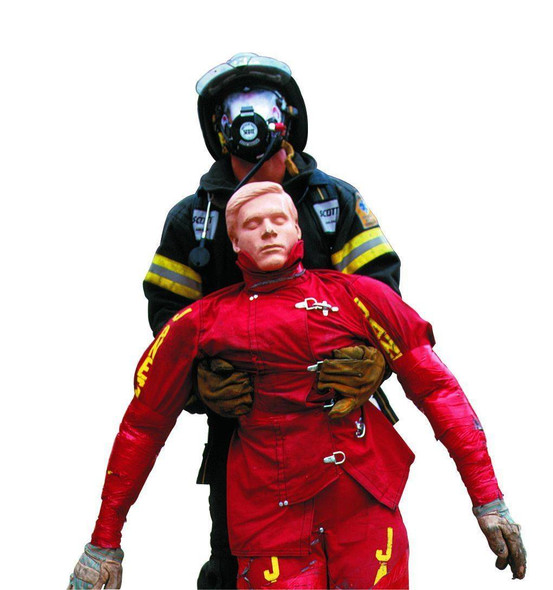Rescue Randy Large Body Manikin 55 Lb