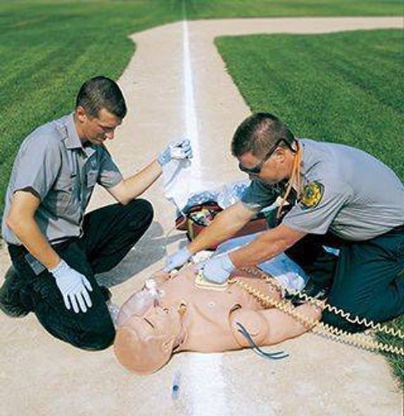 SMART STAT Basic Advanced Life Support Trainer