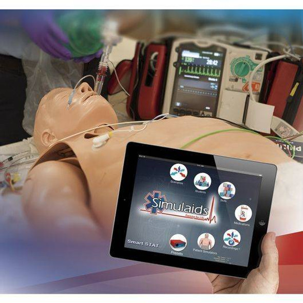 SMART STAT Basic Advanced Life Support Trainer 1