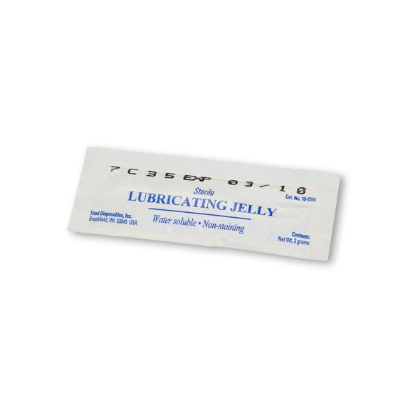 Lubricating Gel Packs 1 Doz