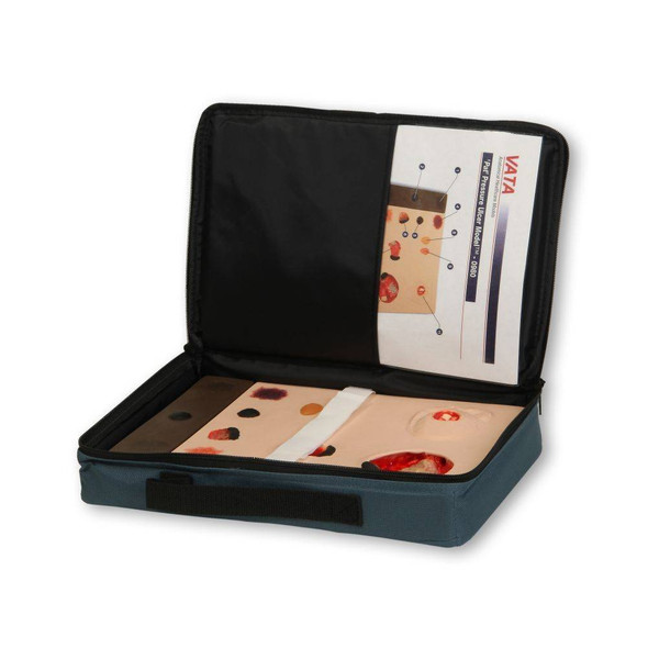 Optional Carrying Case for Pat Pressure Injury Staging Model