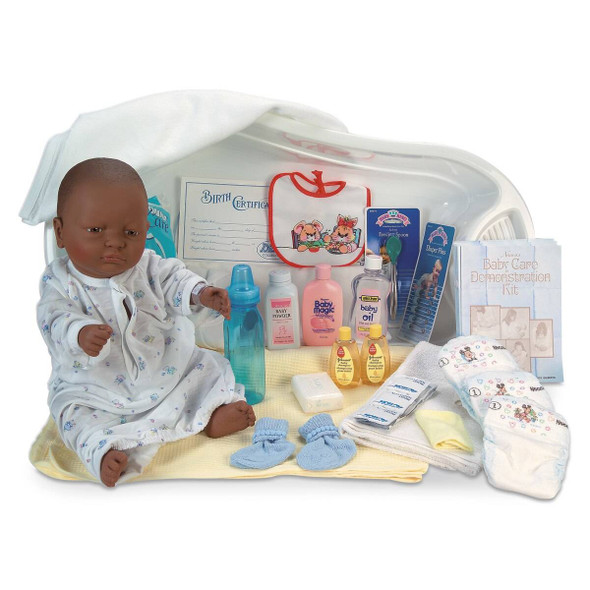 Nasco Baby Care Kit with Female Baby