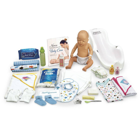 Nasco Baby Care Kit with Female Baby 1