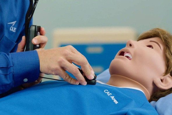 Ares Emergency Care Training Manikin - Advanced