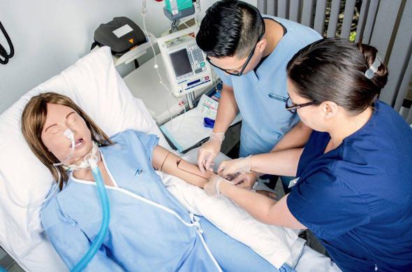 Juno Nursing Manikin - Live 1