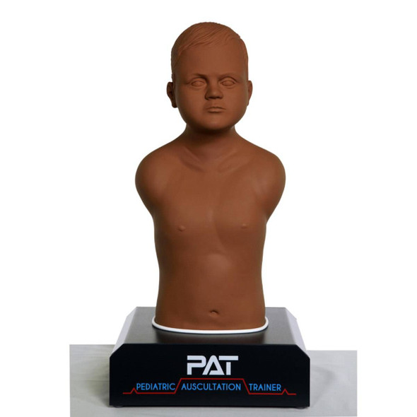 PAT the Pediatric Auscultation Trainer - Dark