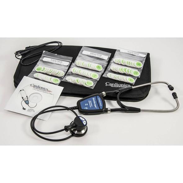 SimScope Electronic Simulation Training Stethoscope without WiFi 1