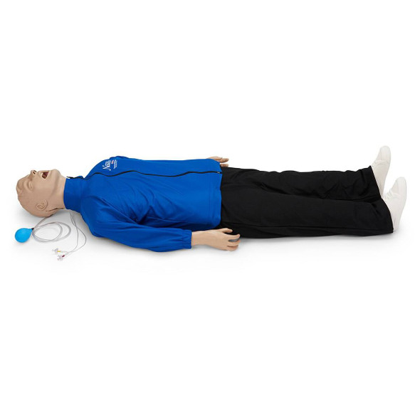 Life/form Deluxe Plus CRiSis Auscultation Manikin with Advanced Airway Management, CPR Metrix, and iPad 1
