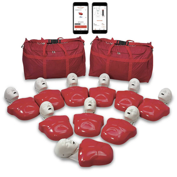 Life/form Basic Buddy Plus 10-Pack powered by Heartisense