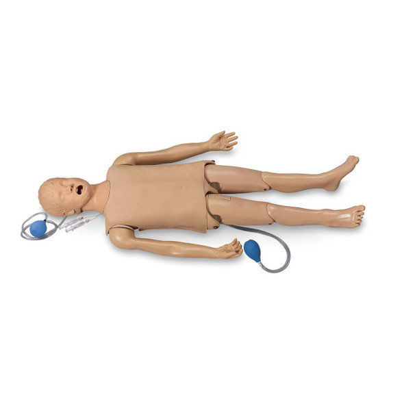 Life/form Basic Child CRiSis Manikin with Advanced Airway Management