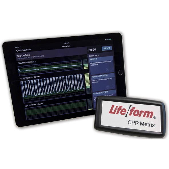 Life/form CPR Metrix Control Box Only