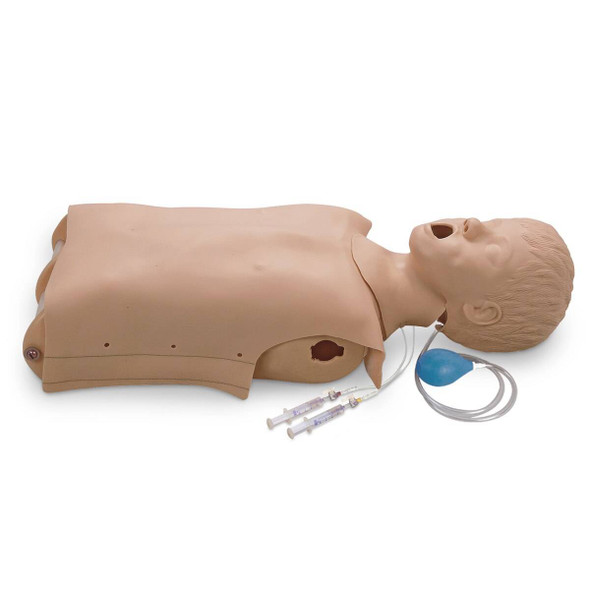 Life/form Basic Child CRiSis Trainer Torso with Advanced Airway Management