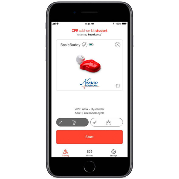 Life/form Basic Buddy Plus Convenience Pack powered by Heartisense 1