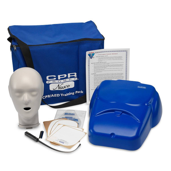 CPR Prompt ATS1 AED Training