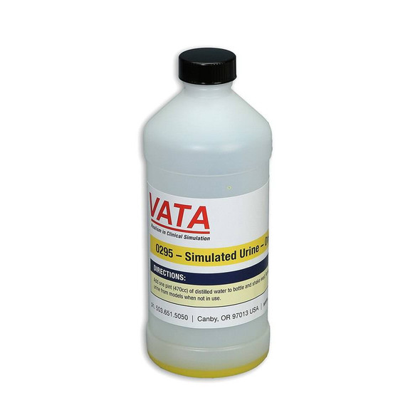 Simulated Urine - Liquid Concentrate - 1 Pint Bottle