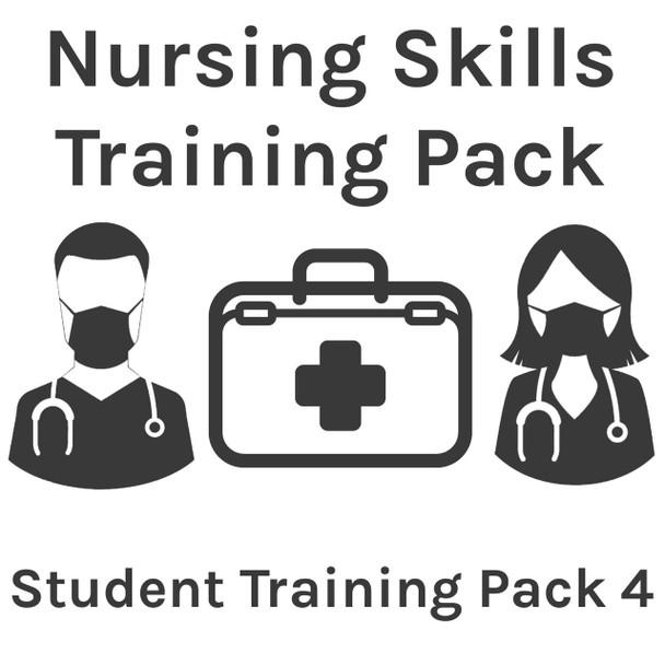 Nursing Skills Training Pack - Student Training Pack 4