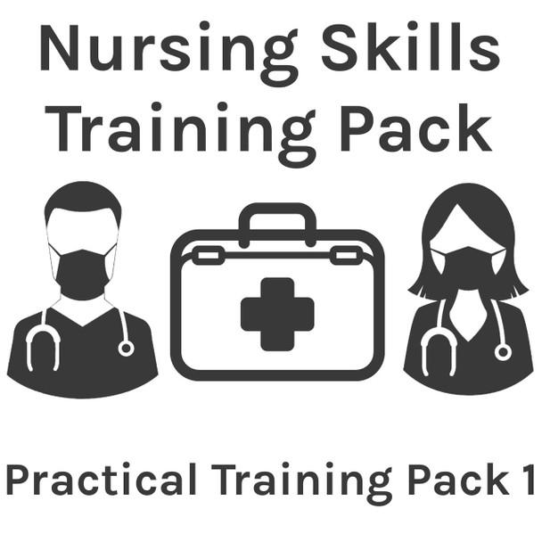 Nursing Skills Training Pack - Practical Training Pack 1