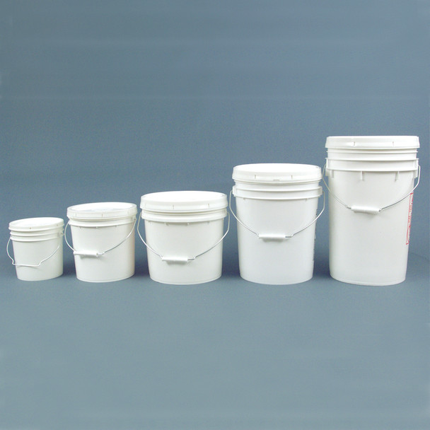 Storage Pail for Preserved Specimens with Lid