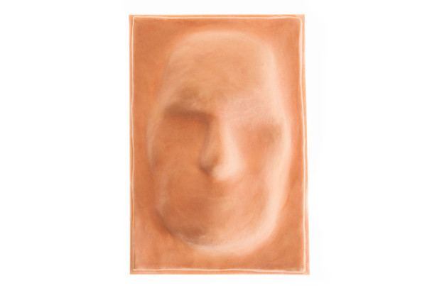 SimSkin Suture Pad - Garcia Face Pad Top View