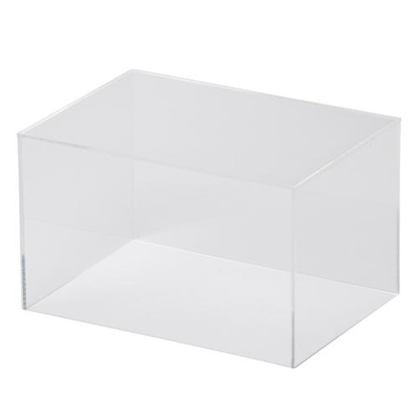 Mouse Skeleton and Stuffed Mouse Glass Display Case - Case Only