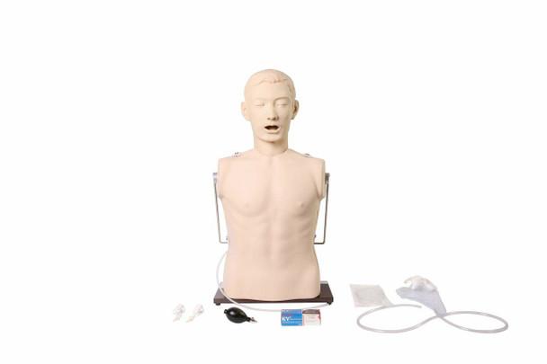 Anatomy Lab NG Tube and Tracheal Care Simulator
