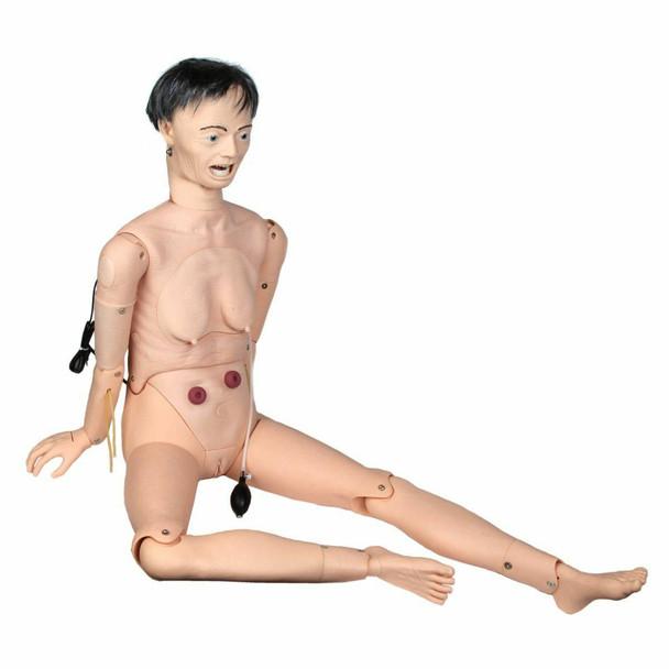 Anatomy Lab Advanced Full-body Geriatric Nursing Manikin Female