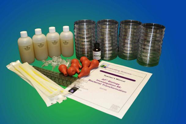AP Biology #8 Biotechnology Bacterial Transformation
