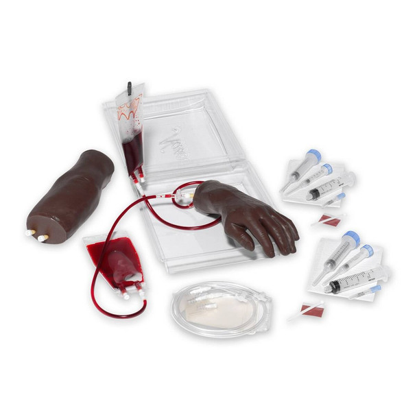 Life/form Portable IV Arm and Hand Trainers - Dark