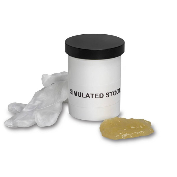 Simulated Stool for the Life/form Ostomy Care Simulator
